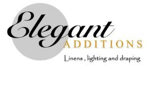 Elegant Additions Linens Lighting and Draping